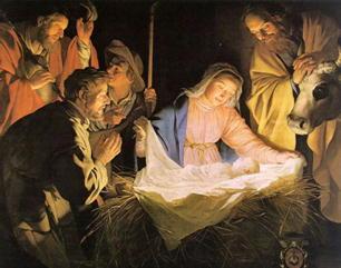 降誕 今読まれた、ルカ福音書が伝えるイエスの誕生の物語は、非常に静かなひびき...  アレオパゴ