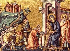 復活の三賢人